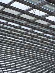 Steel constraction Architecture details