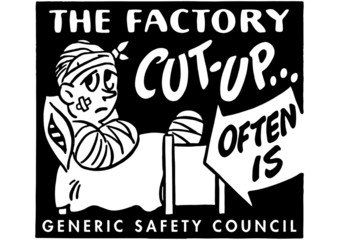 The Factory Cut-Up