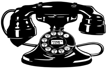 retro telephone 1 buy this stock vector and explore similar Retro Home Phones see more