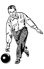Man Bowling 2
