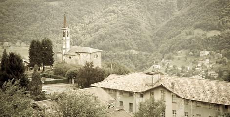 Valsassina, Lombardy, Italy