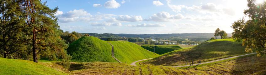 Landscape of Kernave