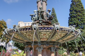 fontaine de limogs