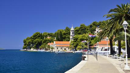 Cavtat, Dalmatia, Croatia