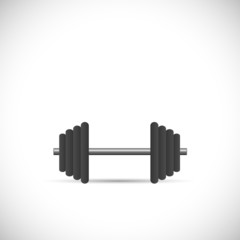 Barbell Illustration