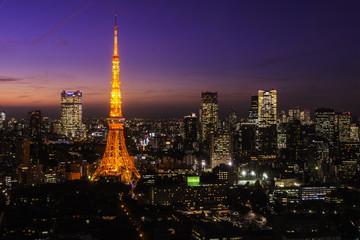 Tokyo  Tower, Tokyo, Japan