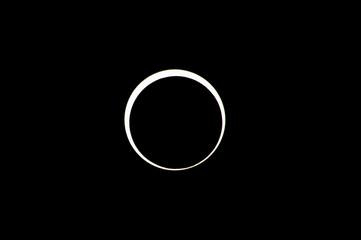 金環日食ステージ6