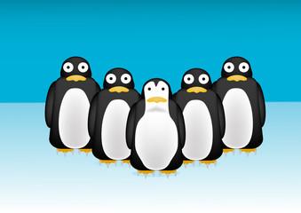 vector of Penguins