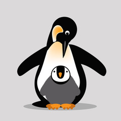 vector of Penguin