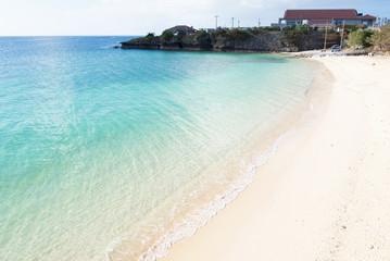 沖縄のビーチ・ユーバンタの浜