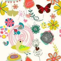 flower-seamless