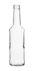 Long Neck Bottle No Cap isolated on white background
