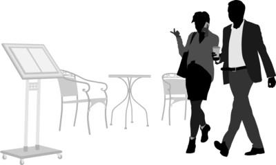 Meeting Over Dinner