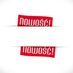 Obraz Nowość ! - fototapety do salonu