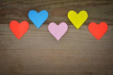 Herzen fuer Liebe