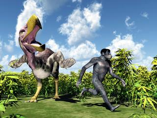Homo Habilis - Die Evolution des Menschen