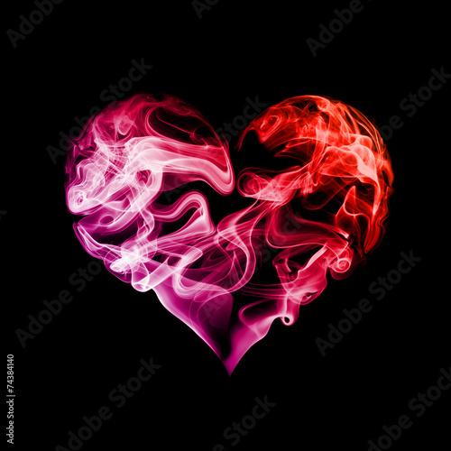 Сердце из дыма без смс