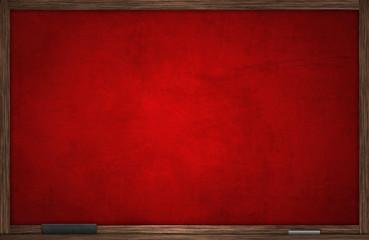 Red Chalk Board