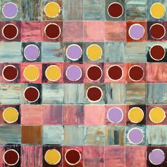 Abstrakcja domino