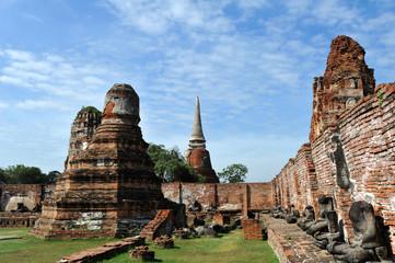 Wat Mahathat , Thailand