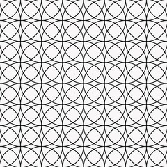 Vector background. Circle pattern