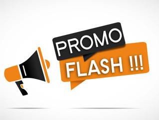 mégaphone : promo flash