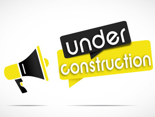 mégaphone : under construction