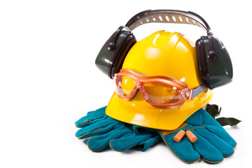 Obligation to wear protective equipment at work