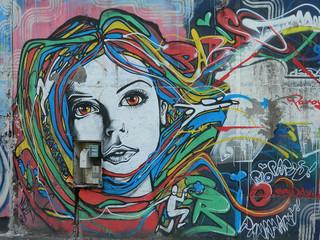 Estores personalizados con tu foto street art