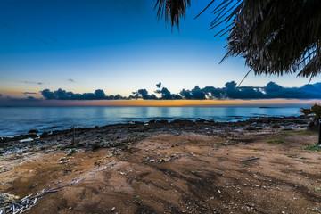 Tramonto Caraibi