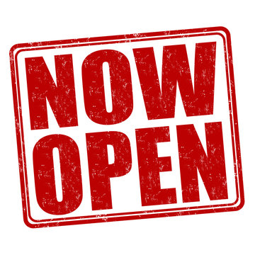 Now open stamp