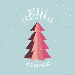 Christmas Card Postcard Ornament