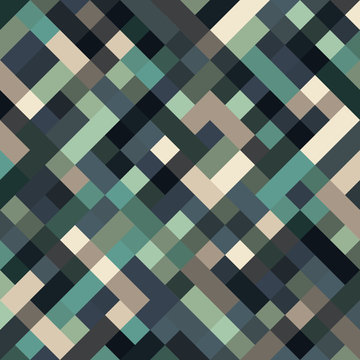 A retro style vector pattern background