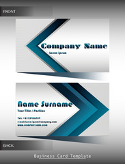 A company calling card