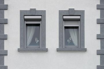 Kunststofffenster grau  Bilder und Videos suchen: kunststofffenster