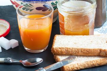 Heure du petit déjeuner