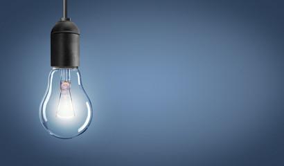 Glühbirne / Hängend
