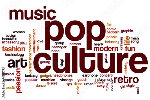 american popular culture as an intrument