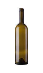Bottle from under wine