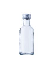 Mini empty bottle