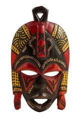 Maschera masai africana
