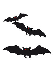 creepy bats