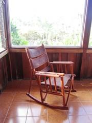 Schaukelstuhl in Costa Rica