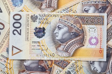 Polish money, a background