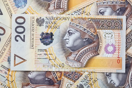 Polish money, a background