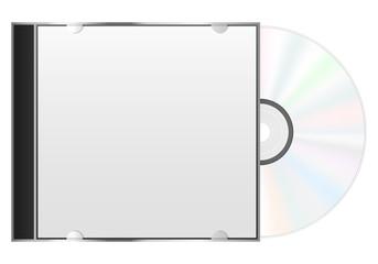 compact disc case