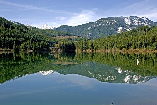 Lake Crescent in Washington State