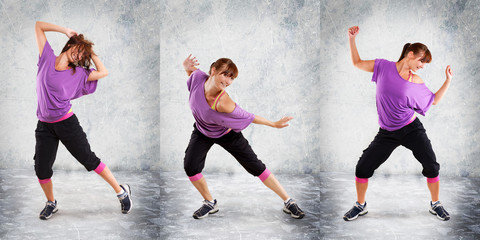 Tanzen Collage