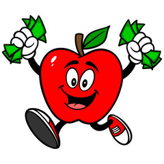 Apple with Money