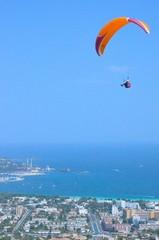 Paraglider in Mallorca